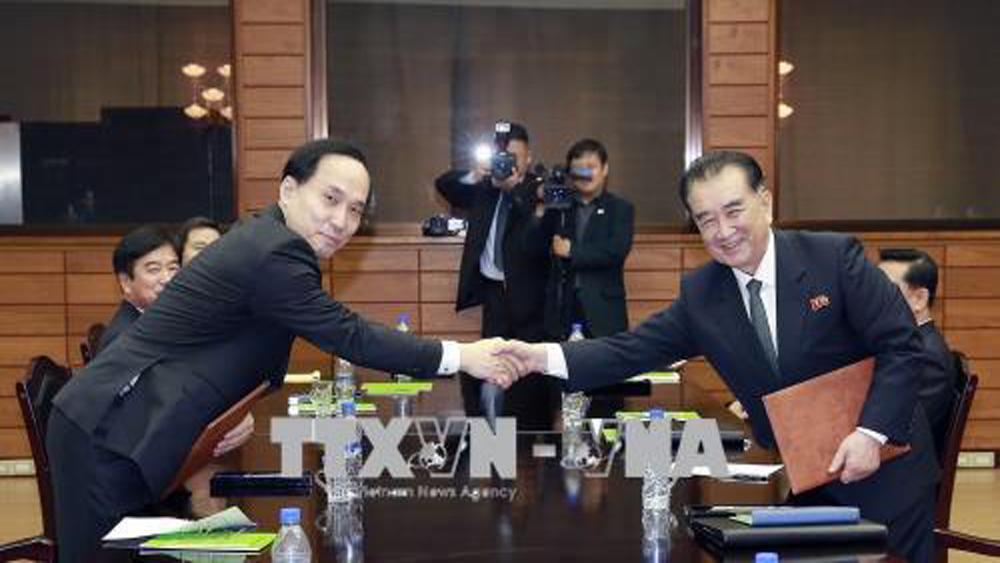 Hàn Quốc chuẩn bị sẵn sàng cho hội nghị thượng đỉnh liên Triều